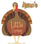 Mamo's Little Turkey
