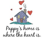 Pappy's Home is Where the Heart Is