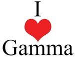 I Love (Heart) Gamma
