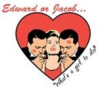 Twilight Edward or Jacob