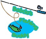 Babcia's Fishing Buddy