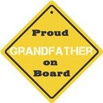 Proud Grandfather on Board