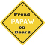 Proud Papaw on Board