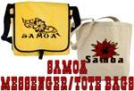 Samoa Messenger/Tote Bags