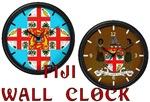 Fiji Wall Clock