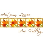 Autumn Leaves Are Falling Quilters Products
