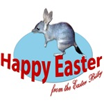 "Easter Bilby ""Happy Easter"""