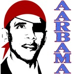 Rrr Pirate Obama T-Shirts!