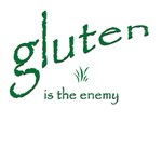 gluten is the enemy