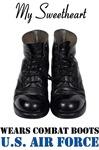 My Sweetheart Wears Combat Boots