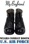 My Boyfriend Wears Combat Boots