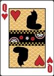Maine Coon Queen of Hearts