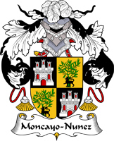 Last Names from Moncayo to Nunez