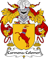 Last Names from Carmona to Colomer