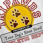 customized tripawds t-shirt designs