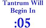 Tantrum Countdown