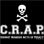 Acts of Piracy Designs