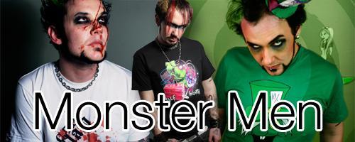 Monster MEN Tees