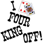 Four King Off