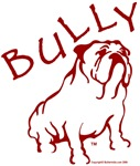 Bully Bulldog Red