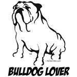 Bulldog Lover II Black