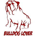 Bulldog Lover II Red