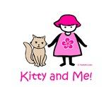 Kitty and Girl