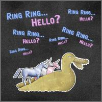 Ring Ring, Hello?