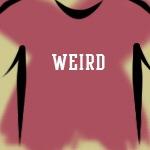 Weird Shirts