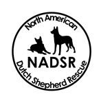 NADSR Round Logo