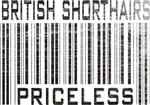 British Shorthair Cats Priceless T-shirts Gifts