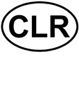 CLR Clarinet European Oval T-shirts & Gifts