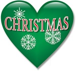 I Heart Love Christmas T-shirts & Gifts
