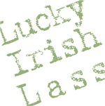 St. Patrick's Day Lucky Irish Lass T-shirts & Gift