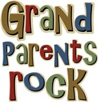 Grandparents Rock Day Holiday T-shirts & Gifts