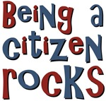 Being a USA Citizen Rocks T-shirts & Gifts