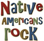 Native Americans Rock Pride T-shirts & Gifts
