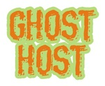 Ghost Host halloween costume t-shirts gifts