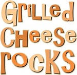 Grilled Cheese Rocks Sandwich Lover T-shirts Gifts