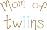 Mom of Twin Boys T-shirts Gifts