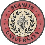 Scanlin Last Name University T-shirts Gifts
