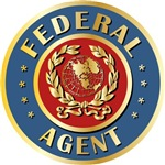 Federal Agent FBI Crest T-shirts Gifts