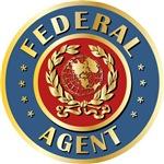Federal Agent FBI Crest T-shirts Gifts
