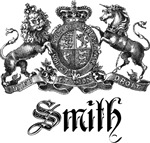 Smith Family Name Vintage Crest Tees Gifts