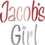 Jacob's Girl Twilight Jacob Black Tees Gifts