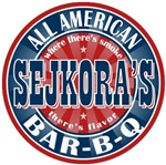 Sejkora's All American BarBQue Tees Gifts