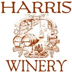 Harris Vintage Family Name Winery Tees Gifts