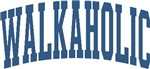 Walkaholic Sports Nickname Tees Gifts