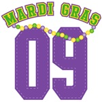 Mardi Gras 2009 09 Tees and Gifts