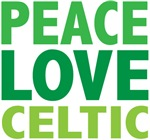 Peace Love Celtic Tees and Gifts